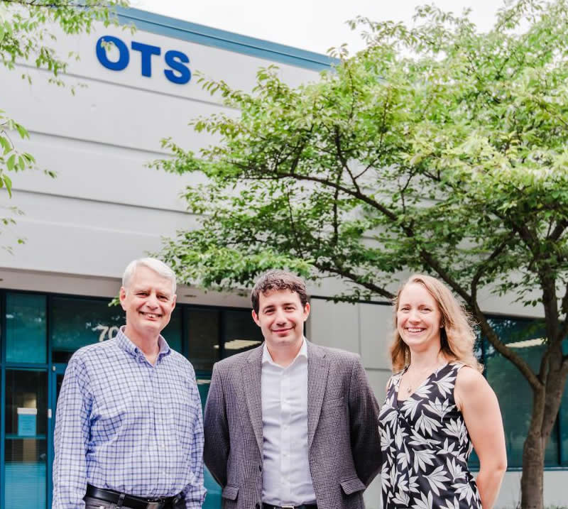 OTS new partner