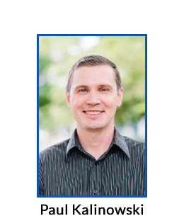 Paul Kalinowski<br>Project Managment /<br>Thermal Engineer